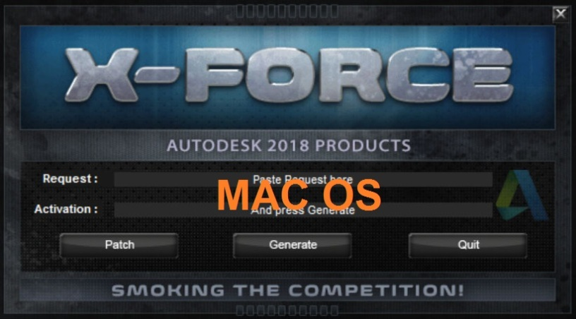 Download Xforce For Autodesk Mac Pro